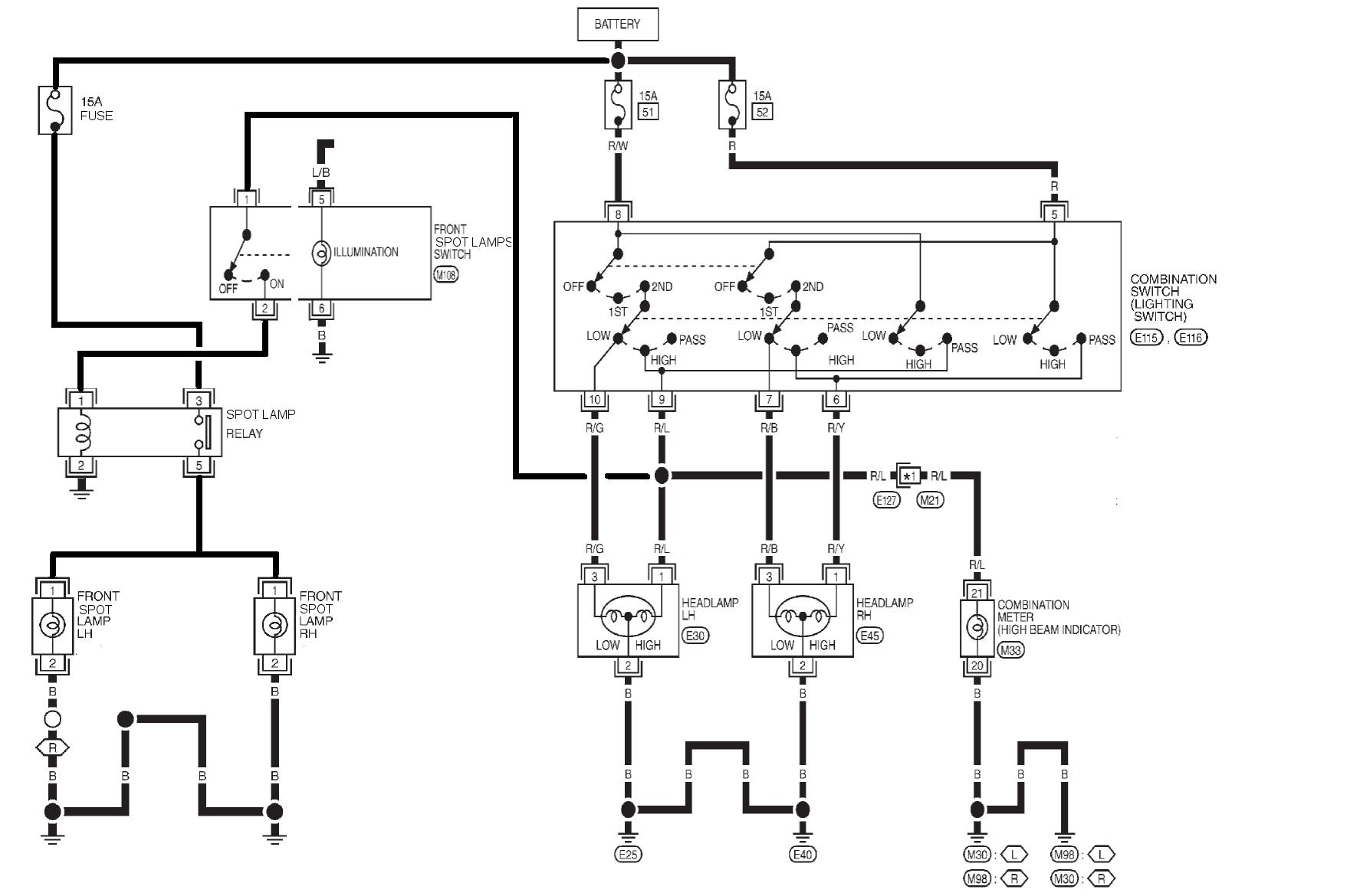 Beautiful Gq Patrol Wiring Diagram Contemporary - Best Images for ...