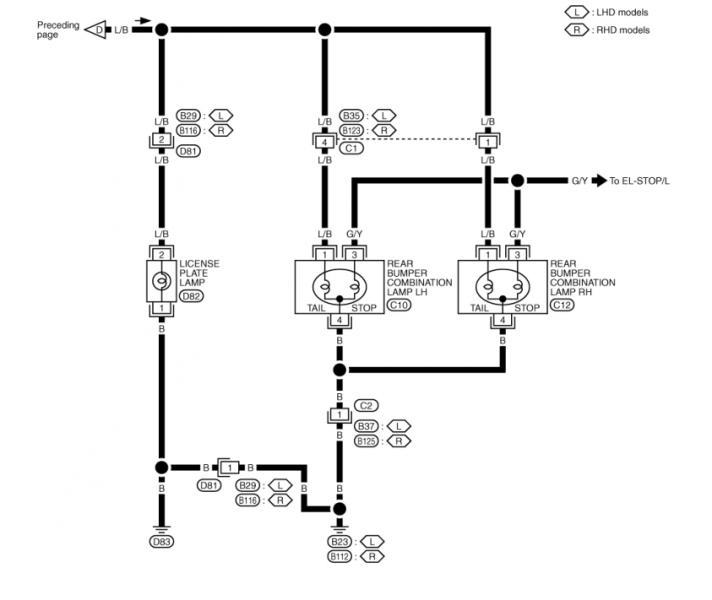 gu wiring  - nissan patrol gu  y61
